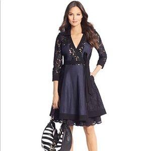 DVF Amelia Maggi Wrap Dress
